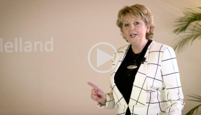 Keynote Speaker - Bernadette McClelland - High Content Speaker on Beyond Resilience! For sales teams, leaders and businesses